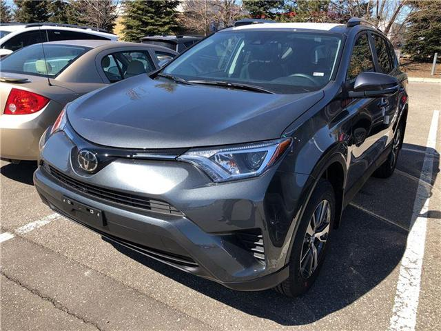 2018 Toyota RAV4 LE (Stk: M180605) in Mississauga - Image 1 of 5