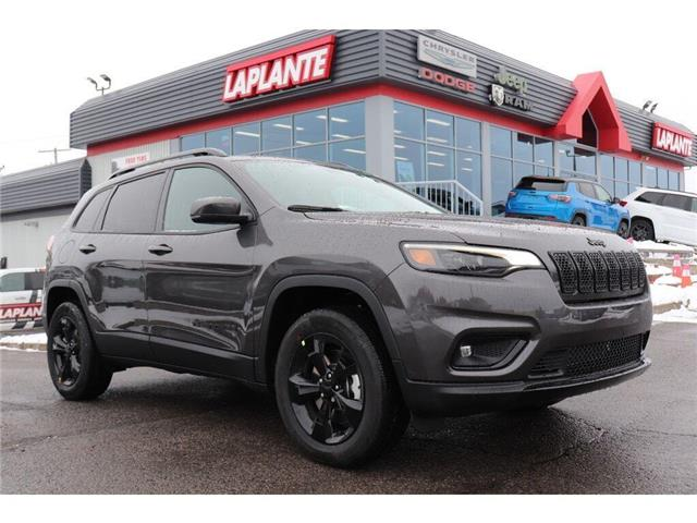 2021 Jeep Cherokee Altitude (Stk: 21046) in Embrun - Image 1 of 28