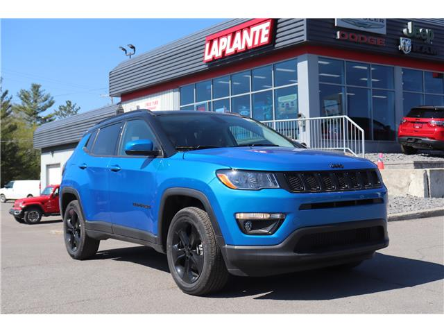 2021 Jeep Compass Altitude (Stk: 21030) in Embrun - Image 1 of 27