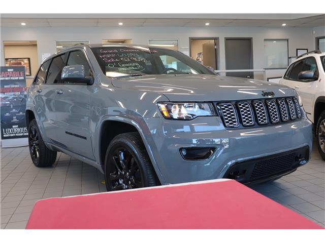 2021 Jeep Grand Cherokee Laredo (Stk: 21082) in Embrun - Image 1 of 28