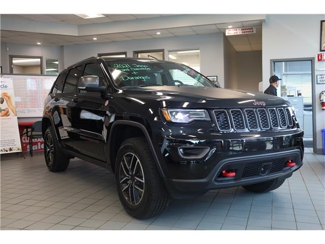 2021 Jeep Grand Cherokee Trailhawk (Stk: 21198) in Embrun - Image 1 of 29