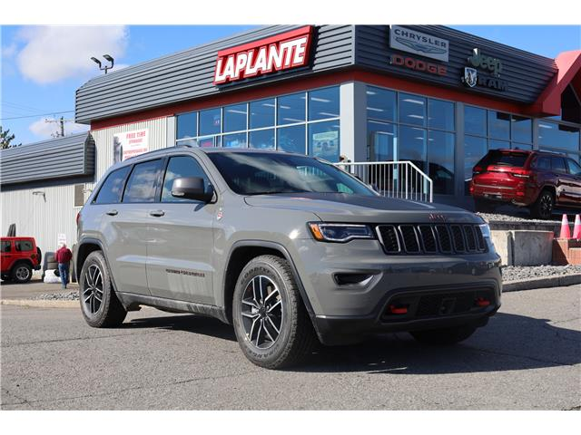 2021 Jeep Grand Cherokee Trailhawk (Stk: 21199) in Embrun - Image 1 of 26