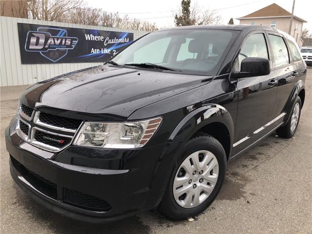2014 Dodge Journey CVP/SE Plus (Stk: 12667) in Fort Macleod - Image 1 of 19