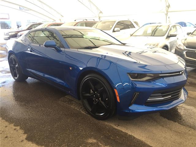 2018 Chevrolet Camaro 1LS (Stk: 162185) in AIRDRIE - Image 1 of 19
