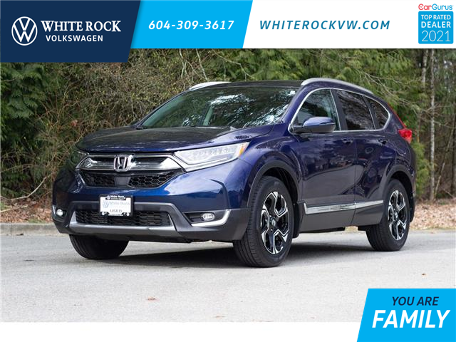 2019 Honda CR-V Touring (Stk: LA208906A) in Vancouver - Image 1 of 23