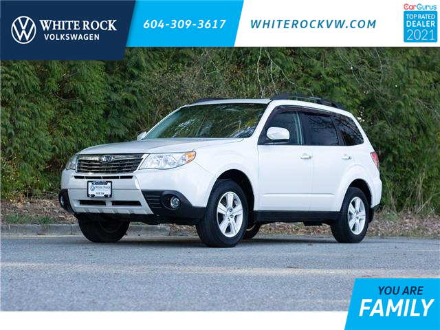 2010 Subaru Forester 2.5 X (Stk: KG031158B) in Vancouver - Image 1 of 19