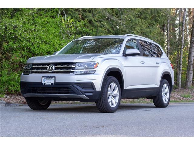 2018 Volkswagen Atlas 3.6 FSI Trendline (Stk: MA516656A) in Vancouver - Image 1 of 23