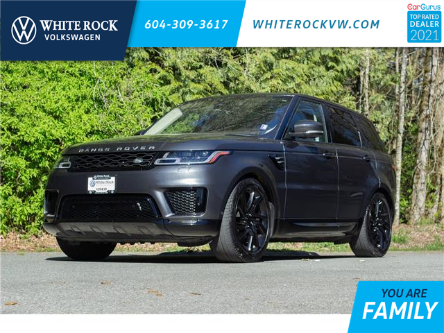 2018 Land Rover Range Rover Sport HSE (Stk: VW1273) in Vancouver - Image 1 of 23