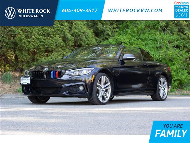 2018 BMW 440i xDrive (Stk: VW1272) in Vancouver - Image 1 of 30