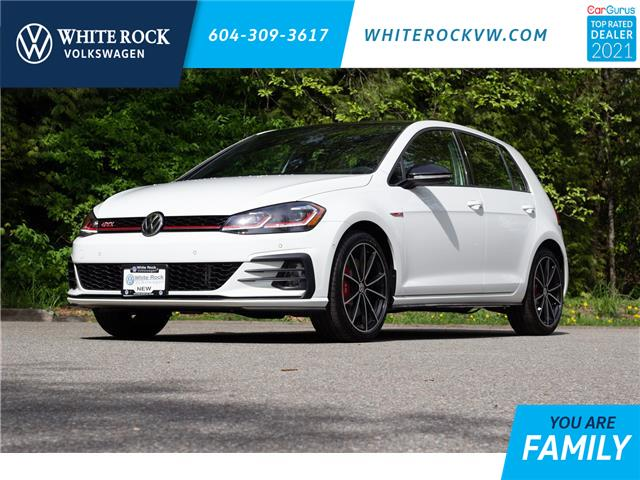 2021 Volkswagen Golf GTI Autobahn (Stk: MG015239) in Vancouver - Image 1 of 23