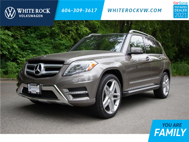 2013 Mercedes-Benz Glk-Class  (Stk: MG017018A) in Vancouver - Image 1 of 23