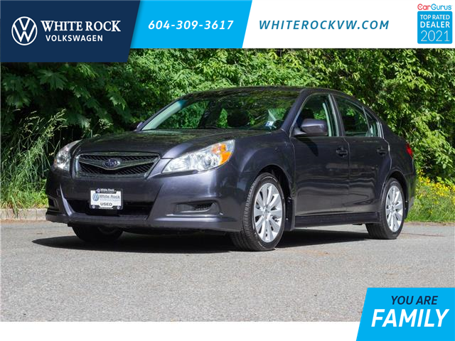 2010 Subaru Legacy 2.5 i Sport Package (Stk: VW1289A) in Vancouver - Image 1 of 20