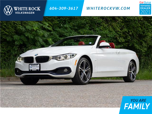 2018 BMW 430i xDrive (Stk: MT122369A) in Vancouver - Image 1 of 29