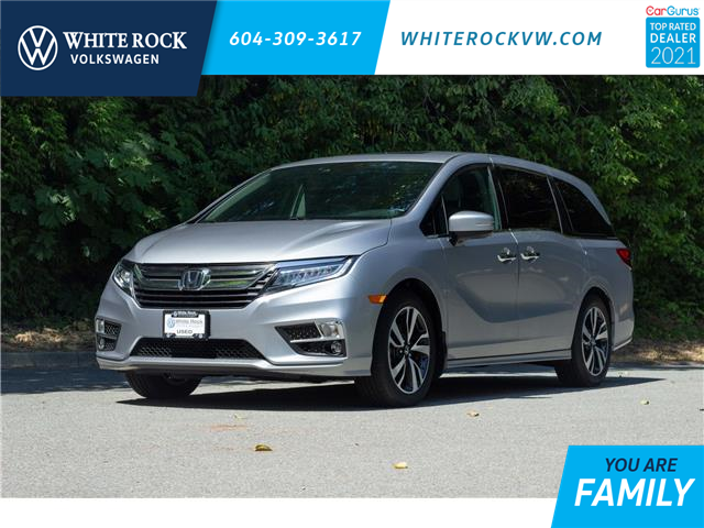 2018 Honda Odyssey Touring (Stk: VW1306) in Vancouver - Image 1 of 27