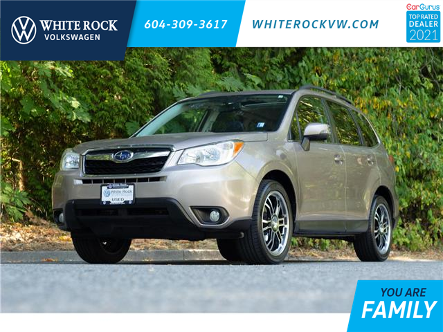 2014 Subaru Forester 2.5i Touring Package (Stk: MA224010A) in Vancouver - Image 1 of 22