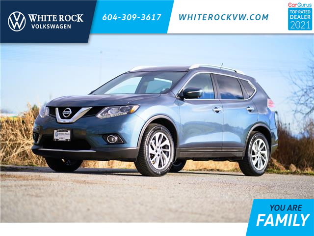 2014 Nissan Rogue SL (Stk: VW1344A) in Vancouver - Image 1 of 20