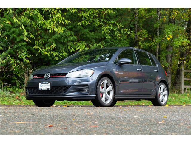 2019 Volkswagen Golf GTI 5-Door (Stk: VW1349) in Vancouver - Image 1 of 22
