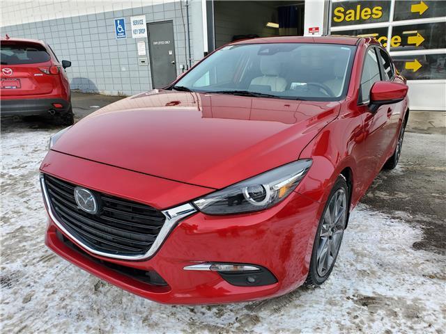 2018 Mazda Mazda3 GT (Stk: N3240) in Calgary - Image 1 of 14