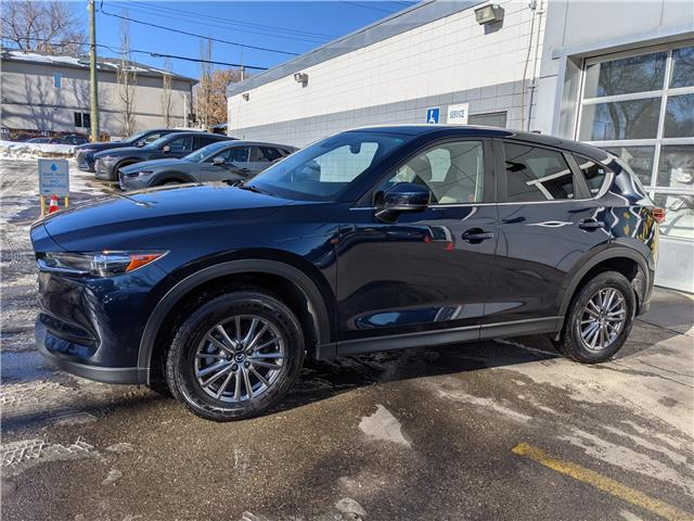2018 Mazda CX-5 GS (Stk: N3251) in Calgary - Image 1 of 9