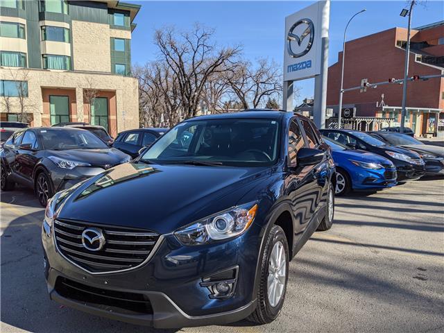 2016 Mazda CX-5 GS (Stk: N3252) in Calgary - Image 1 of 18