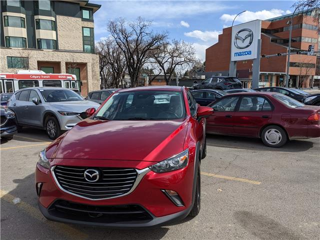 2018 Mazda CX-3 50th Anniversary Edition (Stk: NT3267A) in Calgary - Image 1 of 16