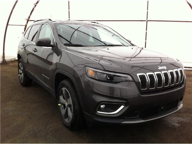 2019 Jeep Cherokee Limited (Stk: 190000) in Ottawa - Image 1 of 19