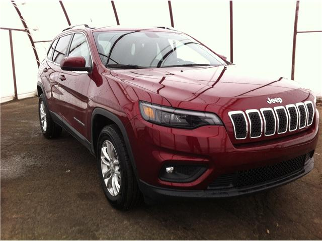 2019 Jeep Cherokee North (Stk: 190001) in Ottawa - Image 1 of 18