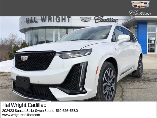 2021 Cadillac XT6 Sport (Stk: 39989) in Owen Sound - Image 1 of 23
