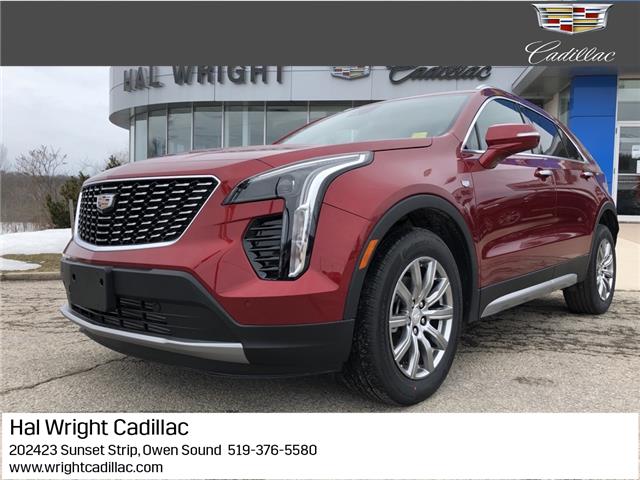 2021 Cadillac XT4 Premium Luxury (Stk: 39935) in Owen Sound - Image 1 of 23
