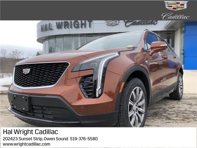 2021 Cadillac XT4 Sport (Stk: 40001) in Owen Sound - Image 1 of 23