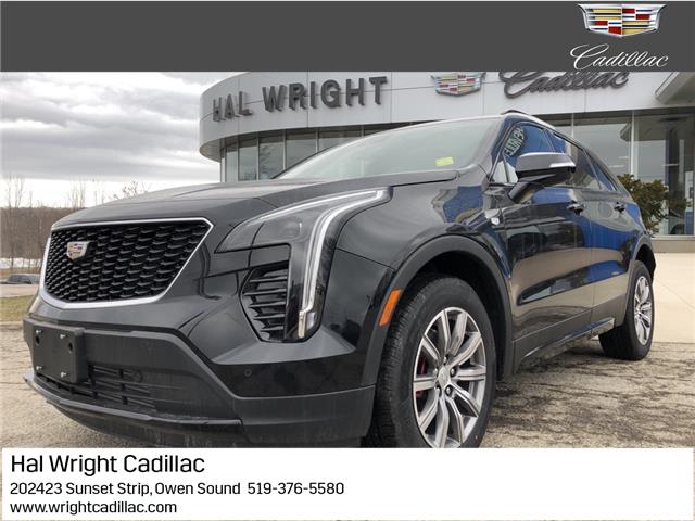 2021 Cadillac XT4 Sport (Stk: 39806) in Owen Sound - Image 1 of 22