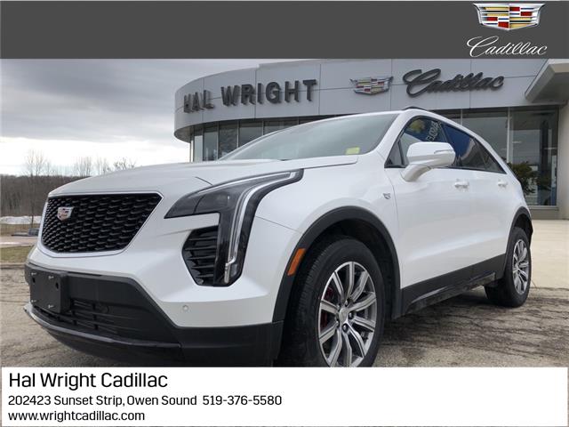 2021 Cadillac XT4 Sport (Stk: 39864) in Owen Sound - Image 1 of 23