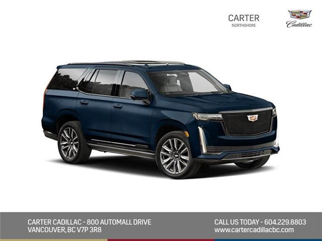 2021 Cadillac Escalade Sport (Stk: 1D54060) in North Vancouver - Image 1 of 1