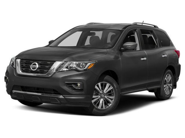 2018 Nissan Pathfinder Midnight Edition (Stk: A6714) in Hamilton - Image 1 of 9