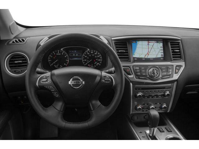 2018 Nissan Pathfinder Midnight Edition (Stk: A6714) in Hamilton - Image 4 of 9