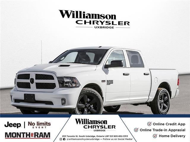 2021 RAM 1500 Classic Tradesman (Stk: 21-378) in Uxbridge - Image 1 of 23