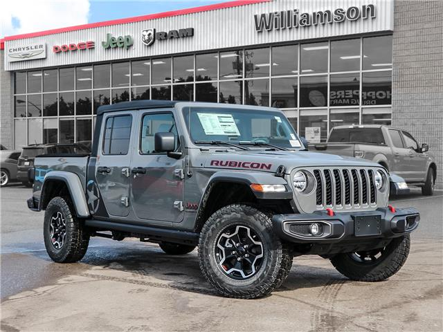 2021 Jeep Gladiator Rubicon (Stk: 21-193) in Uxbridge - Image 1 of 25