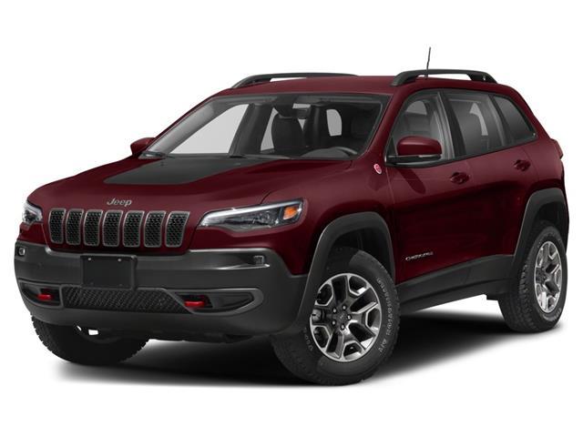 2021 Jeep Cherokee Trailhawk (Stk: MD221793) in Uxbridge - Image 1 of 9