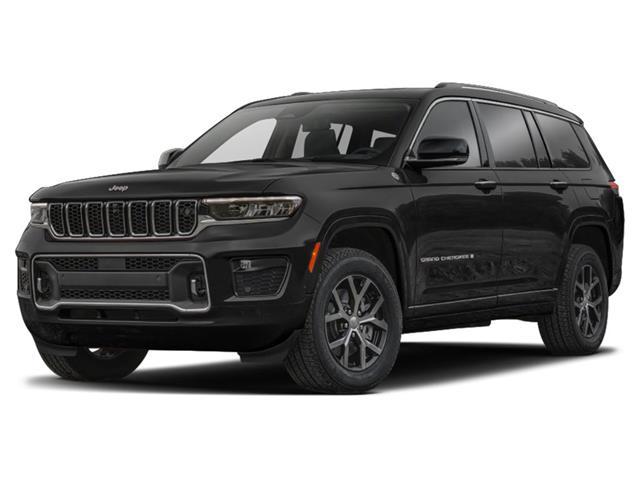 2021 Jeep Grand Cherokee L Summit (Stk: 21-455) in Uxbridge - Image 1 of 2