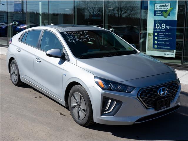 2020 Hyundai Ioniq Hybrid Preferred (Stk: 16736) in Thunder Bay - Image 1 of 27