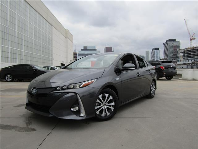2020 Toyota Prius Prime Upgrade (Stk: HP4091) in Toronto - Image 1 of 28
