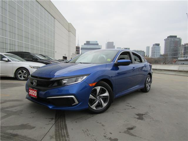 2020 Honda Civic LX (Stk: C20917A) in Toronto - Image 1 of 29