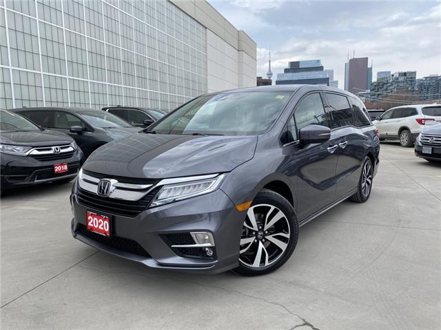 2020 Honda Odyssey Touring (Stk: V21186A) in Toronto - Image 1 of 39