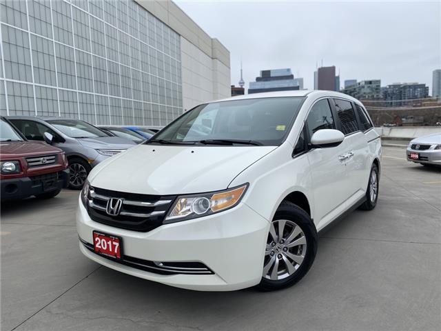 2017 Honda Odyssey EX (Stk: HP4232) in Toronto - Image 1 of 30