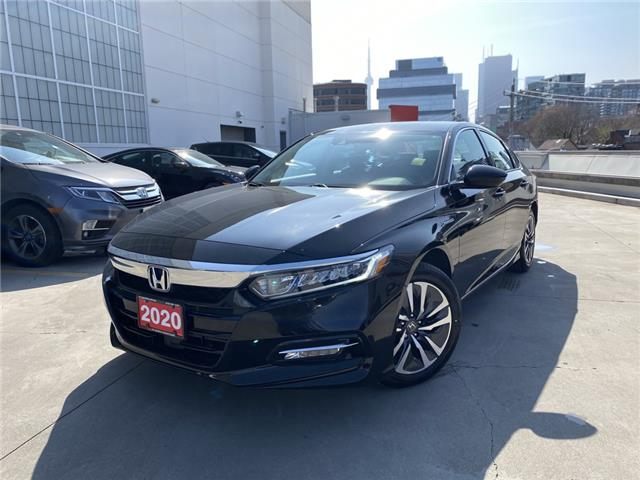 2020 Honda Accord Hybrid Base (Stk: A20477A) in Toronto - Image 1 of 32