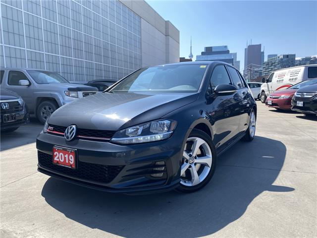 2019 Volkswagen Golf GTI 5-Door (Stk: HP4181B) in Toronto - Image 1 of 29