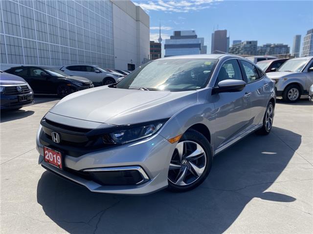 2019 Honda Civic LX (Stk: C21136A) in Toronto - Image 1 of 25