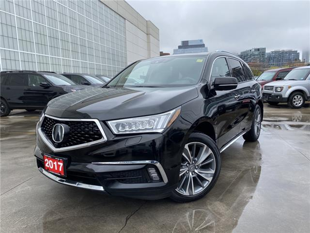 2017 Acura MDX Elite Package (Stk: T21379A) in Toronto - Image 1 of 30