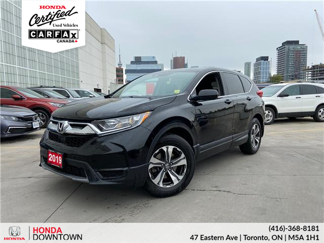 2019 Honda CR-V LX (Stk: V201195A) in Toronto - Image 1 of 30