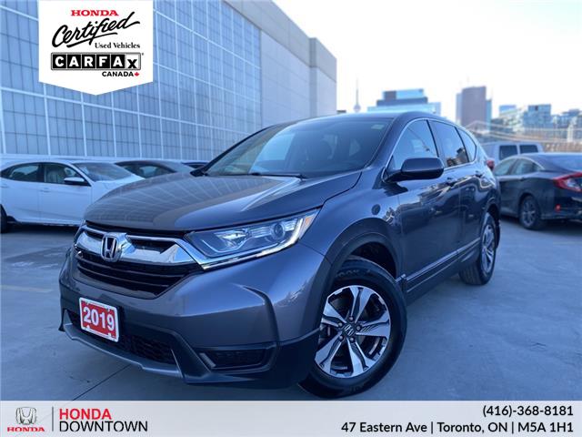 2019 Honda CR-V LX (Stk: V21123A) in Toronto - Image 1 of 28